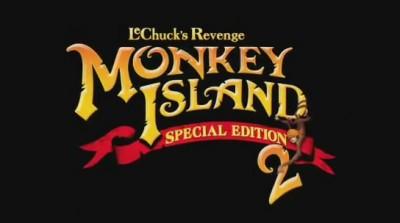 Monkey Island 2 logo