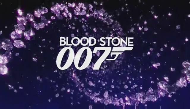 Blood Stone Images Logo