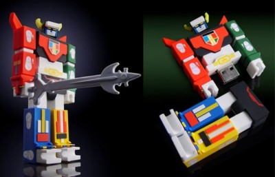 Voltron Nekobot Flash Drive