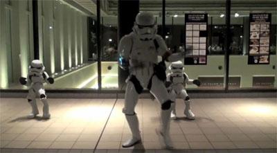 Tokyo Star Wars: The Clone Dance