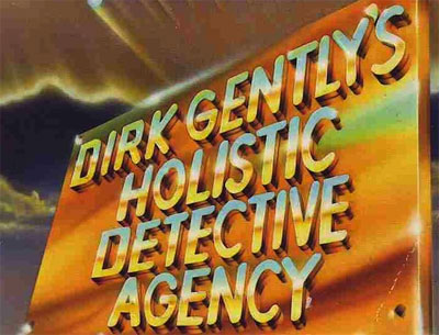 Dirk Gently's Holistic Detective Agency BBC Special!