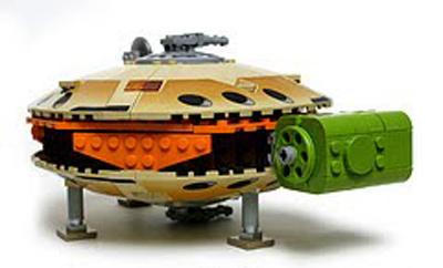 Big Maclenium Falcon 1
