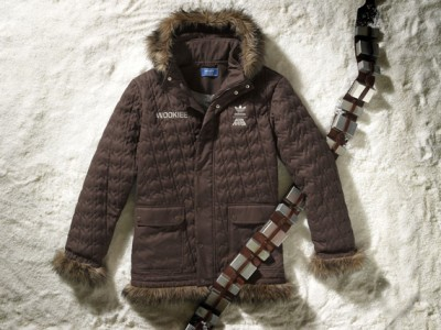 Adidas Star Wars Wookiee Coat