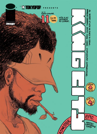 King City #11 cover