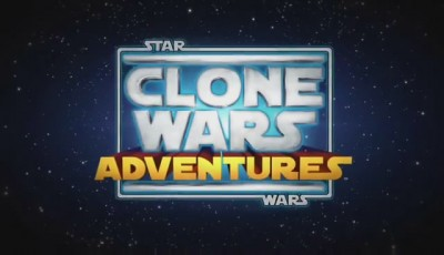 Clone Wars Adventures Logo