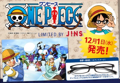 One Piece Eye Glasses 1