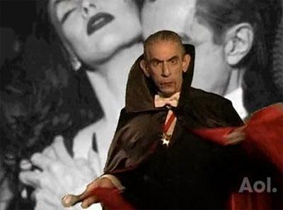 Richard Belzer: Vampire Extraordinaire