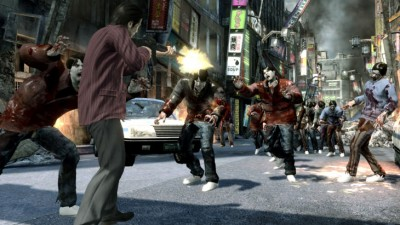 Yakuza of the End Screenshot
