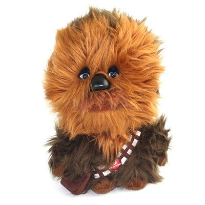 Talking Chewbacca Plush