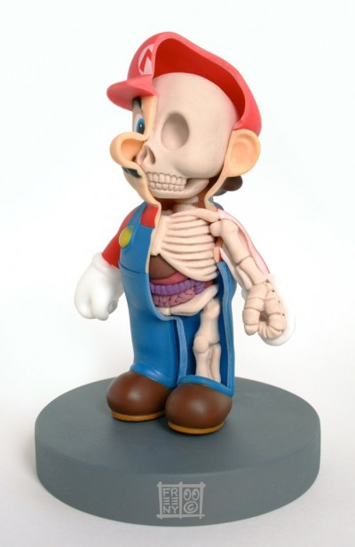 Oh No! They Dissected Mario...