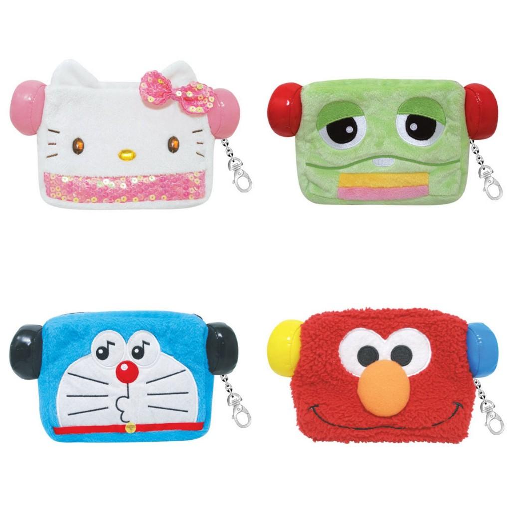 Speagurumi Cute Carrying Pouch Speakers