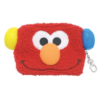 Speagurumi Cute Carrying Pouch Speaker Sesame Street