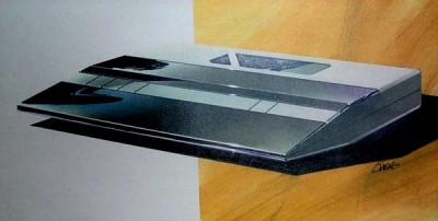 Atari concept art