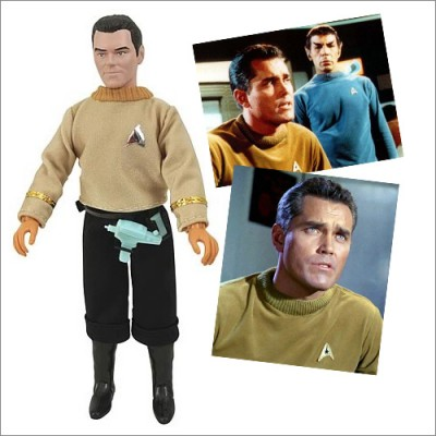 Mego Star Trek Retro Series: Captain Pike
