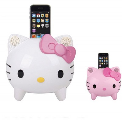 Hello Kitty Dock Speaker for iPod
