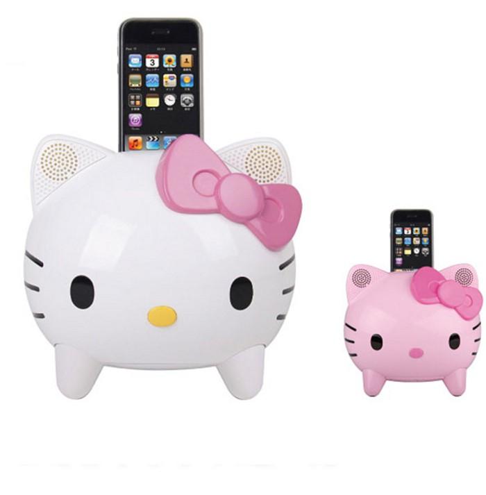 Hello Kitty Dock Speaker for iPod