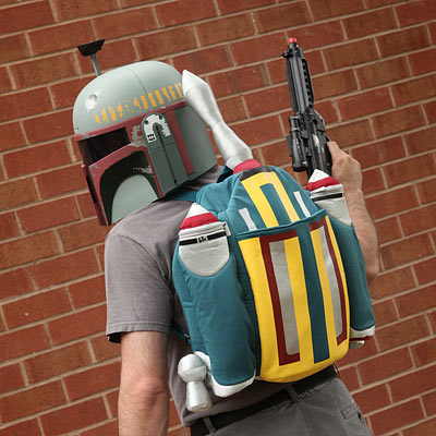 Boba Fett Backpack 1