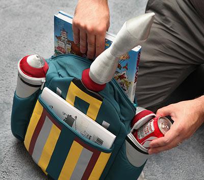 Boba Fett Backpack 2