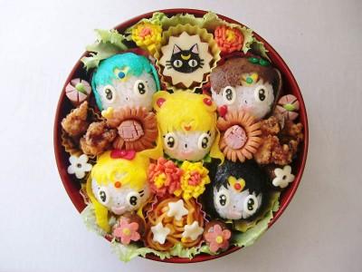 Sailor Moon Bento Box