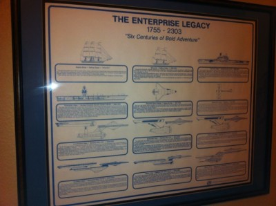 The Enterprise Legacy