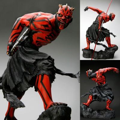 Kotobukiya's Darth Maul Art FX statue