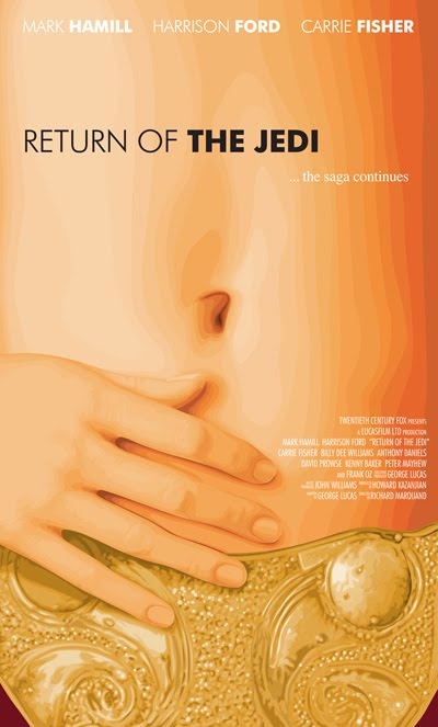 Return of the Jedi alt poster