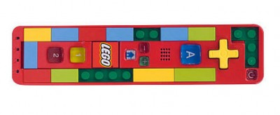 Lego Wiimote 4