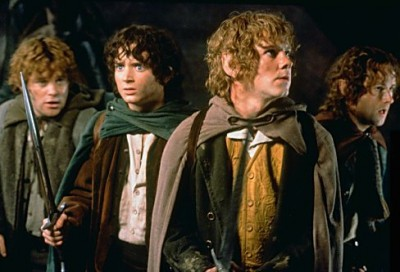 Lord of the Rings hobbits