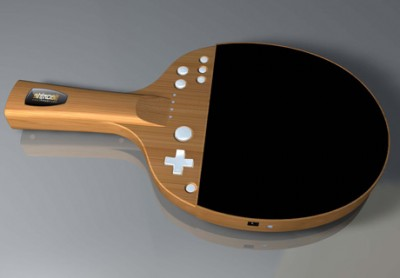 Shinobii Wii Paddle Controller