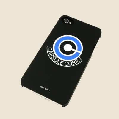 Dragon Ball Kai Capsule Corp iPhone 4 Case