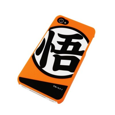Dragon Ball Kai Goku Gi iPhone 4 Case