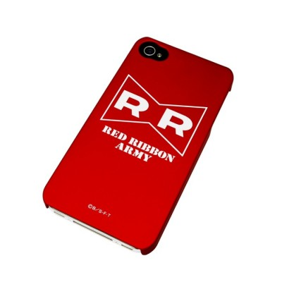 Dragon Ball Kai Red Ribbon iPhone 4 Case