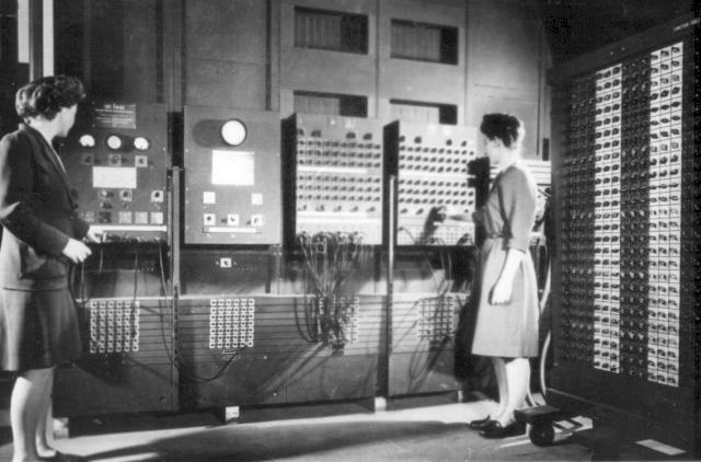 The ENIAC Women