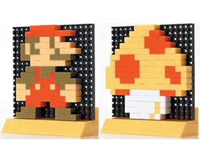 Mario Pixel Art 1