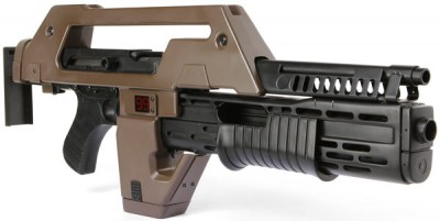 Aliens Pulse Rifle 1