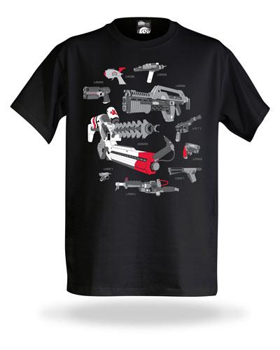 Sci Fi Armory T-Shirt