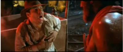 Harrison Ford Screaming 1