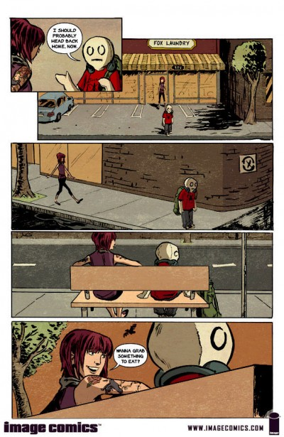 The Li'l Depressed Boy - page 4
