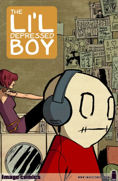 The Li'l Depressed Boy cover