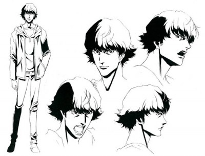 Supernatural The Animation Sam Character Sheet