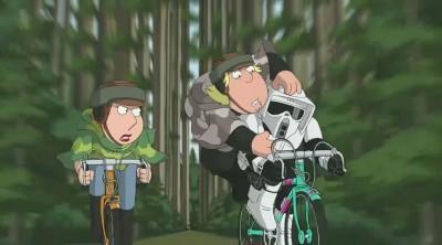 Family Guy It's a Trap 3