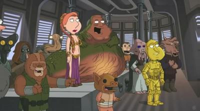 Family Guy It's a Trap 2