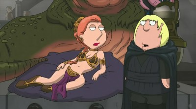 Family Guy It's a Trap 1