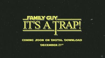 Family Guy It's a Trap 4