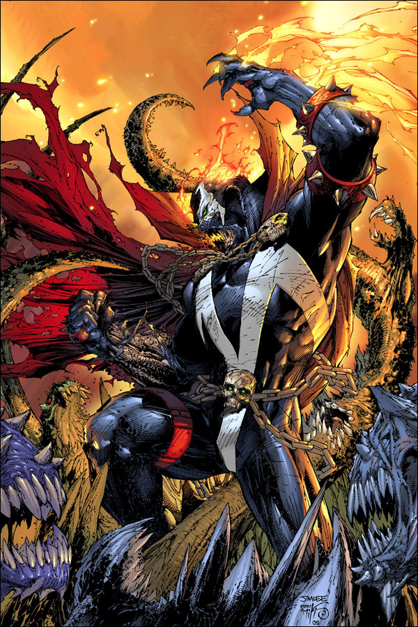 Surprising No One Todd McFarlanes Upcoming Spawn Animated Series On MTV Will Continue To Be Adults Only Programming The Original
