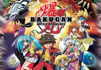 Bakugan logo