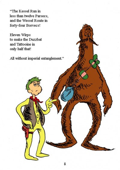Adam Watson's Seuss Does Star Wars 2