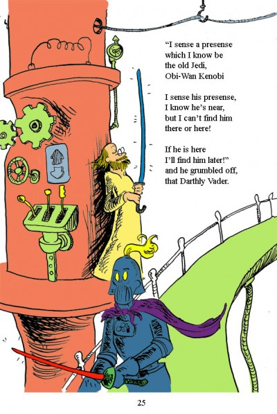 Adam Watson's Seuss Does Star Wars 3