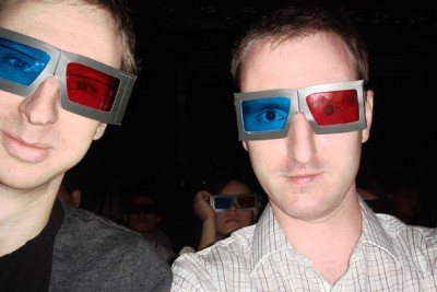 Bad 3D glasses