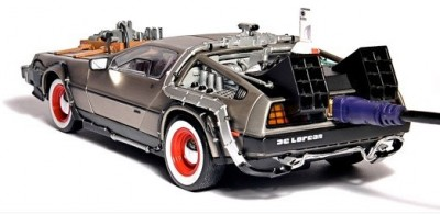 Back to the Future USB Hard Drive 2